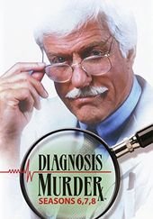 Diagnosis Murder - Seasons 6, 7, 8 (10-DVD)