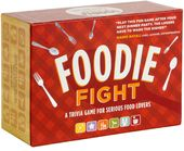 Board Games: Foodie Fight: A Trivia Game With
