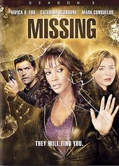Missing - Complete 2nd Season (4-DVD)