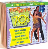 Top Hits of the 70s: 80 Original Songs (4-CD)