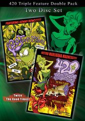 420 Triple Feature, Volumes 1 & 2: Keep Off The