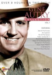Gene Autry Collection, Volume 1 (2-DVD)