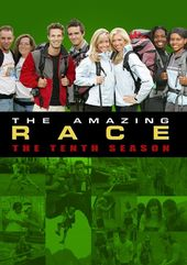 Amazing Race - Season 10 (3-Disc)