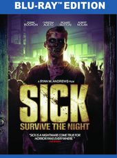 Sick: Survive the Night (Blu-ray)