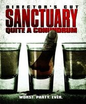 Sanctuary; Quite a Conundrum (Blu-ray)