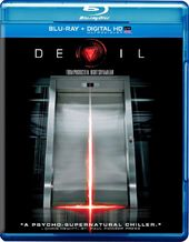 Devil (Blu-ray, Includes Digital Copy,