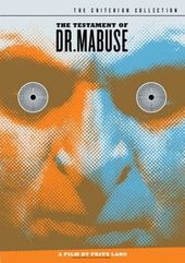 The Testament of Dr. Mabuse (2-DVD)