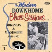 The Modern Downhome Blues Sessions, Volume 1