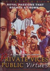 Private Vices, Public Virtues (English Version)