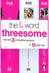 The L Word - Complete Seasons 1-3 (14-DVD)