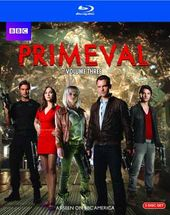 Primeval - Volume 3 (Blu-ray)