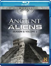 Ancient Aliens - Season 5 - Volume 2 (Blu-ray)