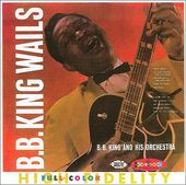 B.B. King Wails, Volume 2 Crown Series