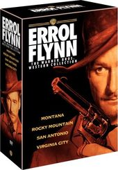 Errol Flynn - Warner Bros. Westerns Collection