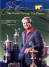 Golf - Jack Nicklaus: His March Through the Majors