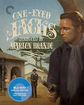 One-Eyed Jacks (Blu-ray, Criterion Collection)