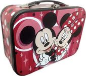 Disney - Mickey & Minnie Tin Tote