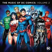 The Music of DC Comics, Volume 2
