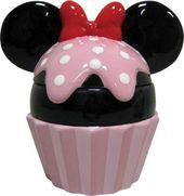 Disney - Minnie Mouse - Cupcake Cookie Jar