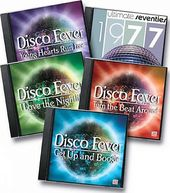 Disco Fever, Volume 1-4 (9-CD)