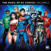 The Music Of DC Comics Volume 2 (2LPs + Fold Out