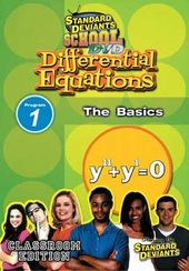 Standard Deviants - Differential Equations