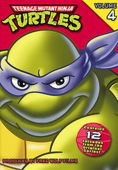 Teenage Mutant Ninja Turtles - Volume 4