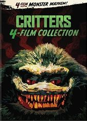 Critters Collection (4-DVD)