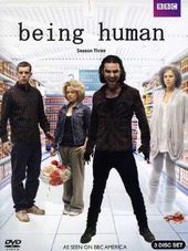 Being Human (UK) - Season 3 (3-DVD)