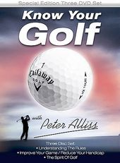 Golf - Know Your Golf with Peter Alliss (3-DVD)