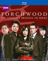 Torchwood - Complete Original UK Series (Blu-ray)