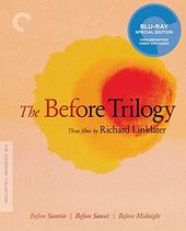 The Before Trilogy (Blu-ray)