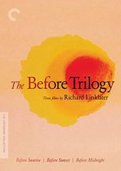 The Before Trilogy (3-DVD)