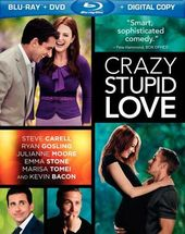 Crazy Stupid Love (Blu-ray + DVD)