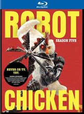 Robot Chicken - Season 5 (Blu-ray)