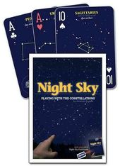 Card Games/General: Night Sky Playing Cards: