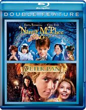 Nanny McPhee / Peter Pan (Blu-ray)