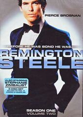 Remington Steele - Season 1, Volume 2 (2-DVD)