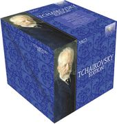 Tchaikovsky Edition (55-CD)