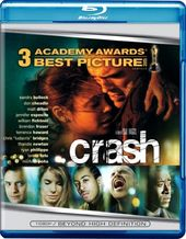 Crash (Blu-ray, Unrated Edition)