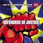 Sci-Fi's Greatest Hits, Volume 4: Defenders of