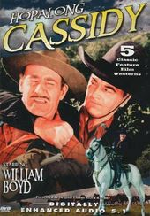 Hopalong Cassidy - Volume 1: 5 Classic Feature
