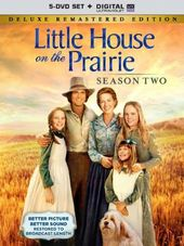 Little House on the Prairie - Season 2 (5-DVD)