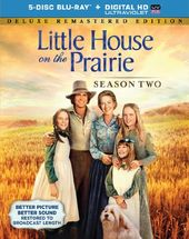 Little House on the Prairie - Season 2 (Blu-ray)