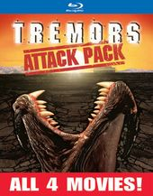 Tremors Attack Pack (Blu-ray)