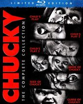 Chucky: The Complete Collection (Blu-ray)