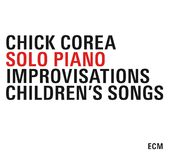 Solo Piano Improvisations / Children's Songs