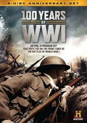 History Channel: 100 Years of WWI (2-DVD)