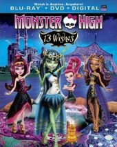 Monster High 13 Wishes (Blu-ray)