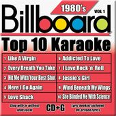 Billboard Top 10 Karaoke: 1980's